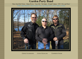 Garden Party Band St. Louis