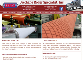 Urethane Roller Specialists, Inc.